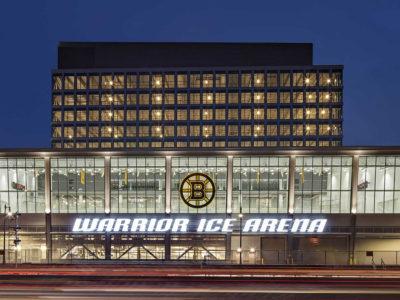 80 Guest Street / Warrior Ice Arena